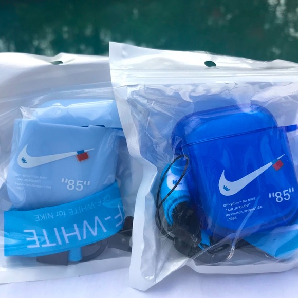 Nike airpod cases with wristband